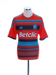 2011-12 Olympique Marseille Third Shirt *Mint* M