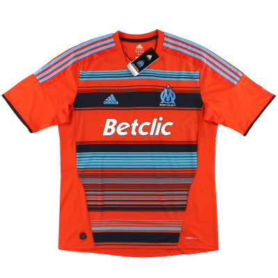 2011-12 Olympique Marseille adidas Third Shirt *BNIB* XL