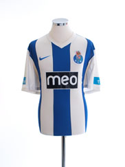 2011-12 Porto Home Shirt XL
