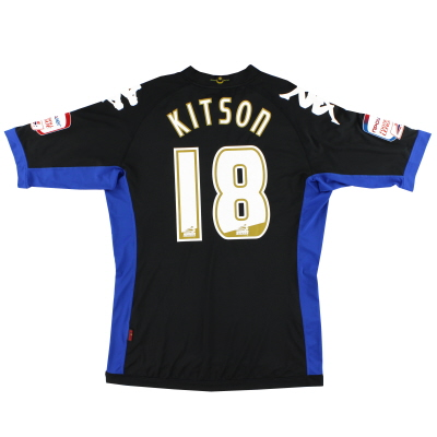 2011-12 Portsmouth Away Shirt Kitson #18 XL