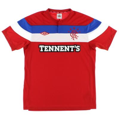 2011-12 Rangers Away Shirt L