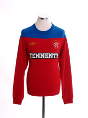 2011-12 Rangers Training Jumper M