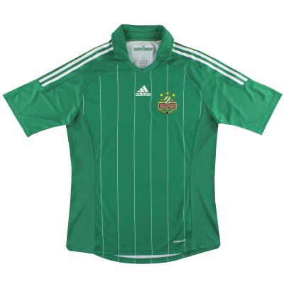 2011-12 Rapid Vienna adidas 'Formotion' Home Shirt *Mint* XL