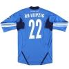 2011-12 RB Leipzig Formotion Goalkeeper Shirt #22 S