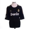 2011-12 Real Madrid Away Shirt Ronaldo #7 XL