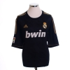 2011-12 Real Madrid Away Shirt Ozil #10 S