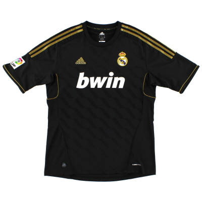 2011-12 Real Madrid Away Shirt L