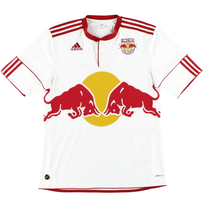 2011-12 Red Bull Salzburg adidas Home Shirt L