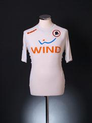 2011-12 Roma Away Shirt M