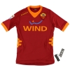 2011-12 Roma Home Shirt Mexes #5 *w/tags* S
