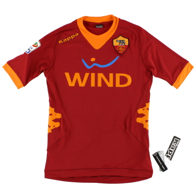 2011-12 Roma Home Shirt *w/tags* S