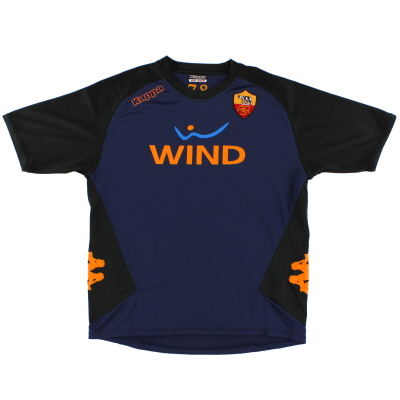 2011-12 Roma Kappa Training Shirt XXL