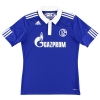 2011-12 Schalke Home Shirt Huntelaar #25 Y