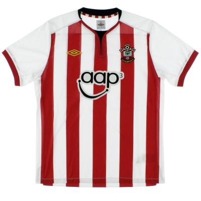 2011-12 Southampton Home Shirt L