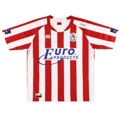 2011-12 Sparta Rotterdam Home Shirt L