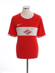 2011-12 Spartak Moscow Home Shirt M