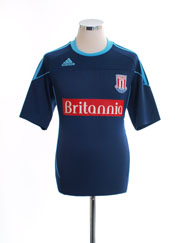 2011-12 Stoke City Formotion European Shirt *Mint* M