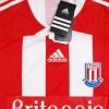 2011-12 Stoke City Home Shirt *BNWT* L