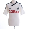 2011-12 Swansea City Home Shirt Sinclair #11 S