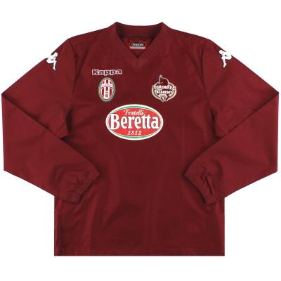 2011-12 Torino Academy Kappa Training Pullover M