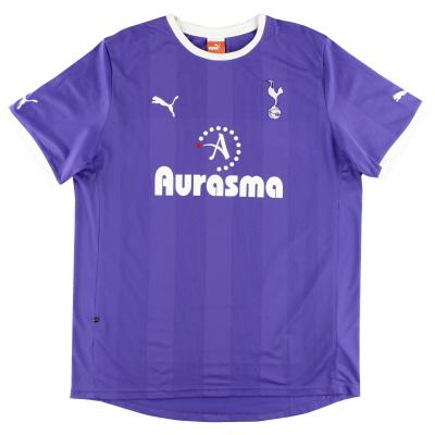 2011-12 Tottenham Puma Away Shirt *Mint* L