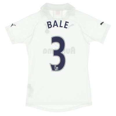 2011-12 Tottenham Home Shirt Bale #3 Womens 8