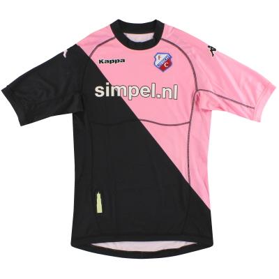 2011-12 Utrecht Kappa Away Shirt L