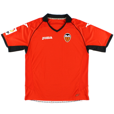 2011-12 Valencia Third Shirt L