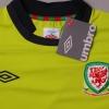 2011-12 Wales Goalkeeper Shirt *BNWT*