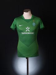 2011-12 Werder Bremen Home Shirt S