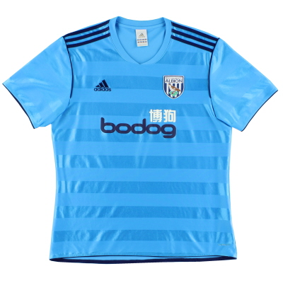 2011-12 West Brom Away Shirt L