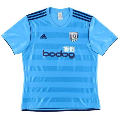 2011-12 West Brom adidas Away Shirt *Mint* XXL