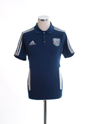 2011-12 West Brom Polo Shirt M
