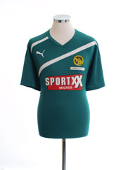 2011-12 Young Boys Summer Camp Training Shirt XL