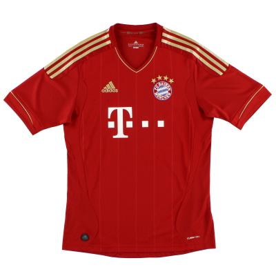 2011-13 Bayern Munich adidas Home Shirt L