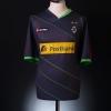 2011-13 Borussia Monchengladbach Away Shirt Arango #18 XL