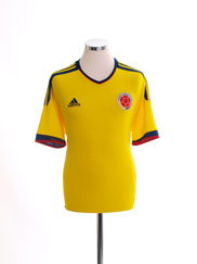 2011-13 Colombia Home Shirt *Mint* M