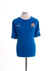 2011-13 Dinamo Zagreb Home Shirt *Mint* L