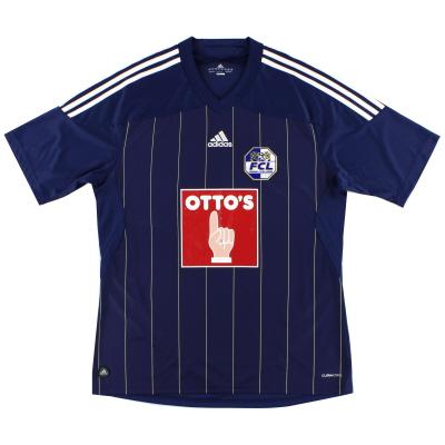 2011-13 FC Luzern Home Shirt L