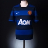 2011-13 Manchester United Away Shirt Champions #19 XL
