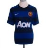 2011-13 Manchester United Away Shirt Rooney #10 XL.Boys