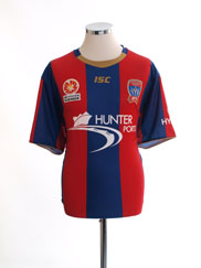 2011-13 Newcastle Jets Home Shirt *Mint* XXL