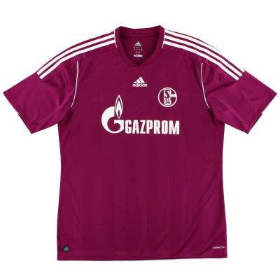 2011-13 Schalke Third Shirt *Mint* XL