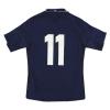 2011-13 Scotland adidas Player Issue Home Shirt #11 M