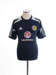 2011-13 Scotland Formotion Training Shirt M