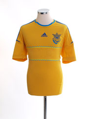 2011-13 Ukraine Home Shirt M