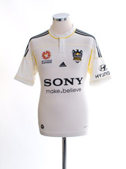 2011-13 Wellington Phoenix Away Shirt S