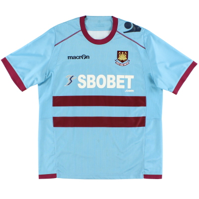 2011-13 West Ham Away Shirt XL