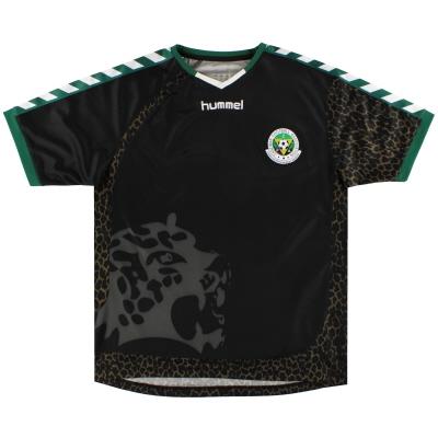 2011-13 Zanzibar Hummel Home Shirt M