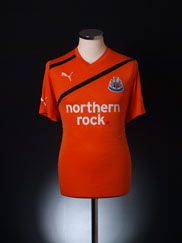 2011 Newcastle Away Shirt S